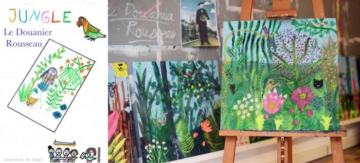 affiche Rousseau