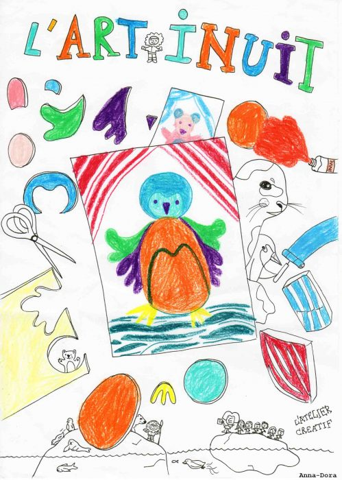affiche inuit envoi